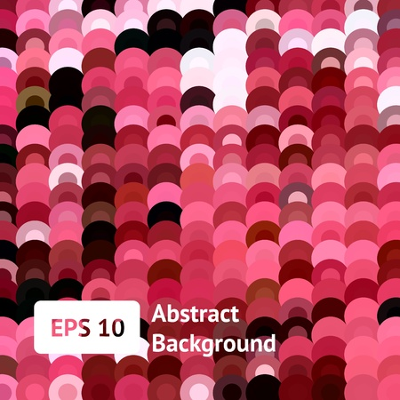 editorial design: Abstract background Illustration
