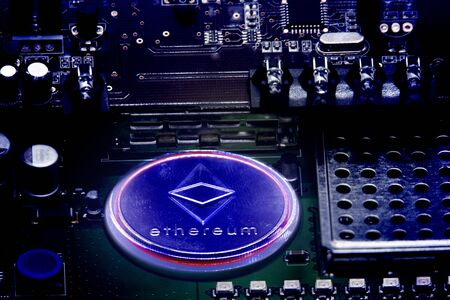 Crypto currency mining device Ethereum