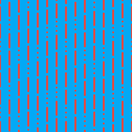 morse code: modern background with lines and dots on a blue background. abstract Morse code SOS background. seamless pattern. vector illustration for authorization, Cryptography, web, programming, development