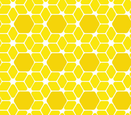 geometric hive background. abstract honeycomb. vector illustration.