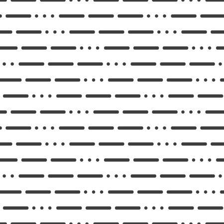 Modèle moderne avec des lignes et des points