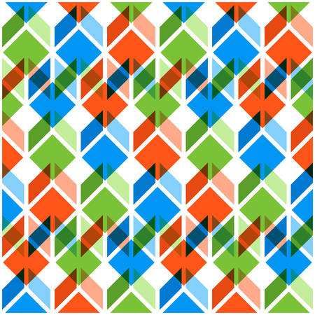 Pattern. Abstract background in bright colors. Vector illustration. A good choice for the background decoration, website, flyers, brochures and presentations in a modern style Illustration