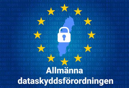 Swedish text english translation - GDPR - General Data Protection Regulation