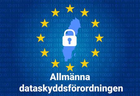 Swedish text english translation - GDPR - General Data Protection Regulation