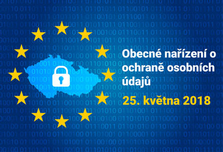 Czech text, english translation - GDPR - General Data Protection Regulation
