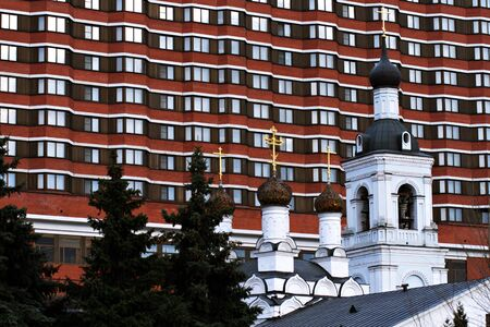tonight: church and elements, Moscow