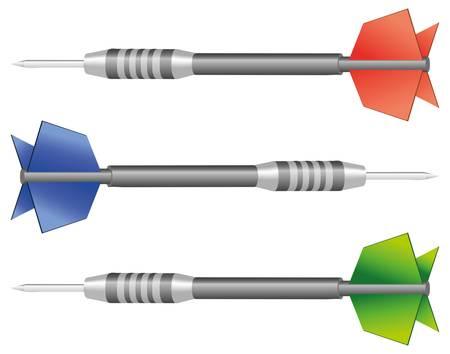 darts Stock Vector - 15947817