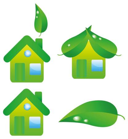 green House Stock Vector - 16830289
