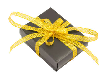 wrapped presents with bows and ribbons, box Stock Photo - 17068720