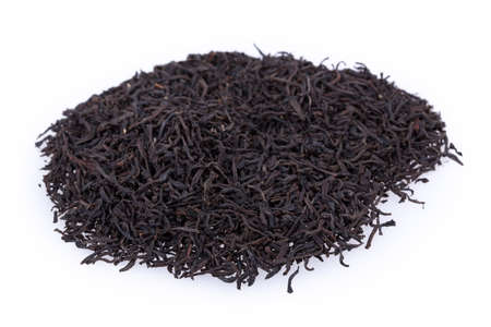 tea isolated on white background Stock Photo