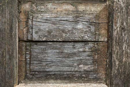 rusty nail: Viejo fondo de madera oxidado clavo