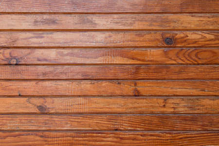 wood fence: background wood trims texture close-up Stock Photo