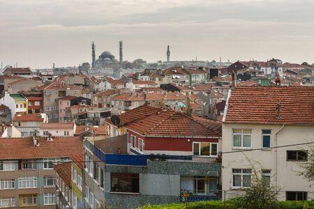 Istanbul street. Turkey Stock Photo