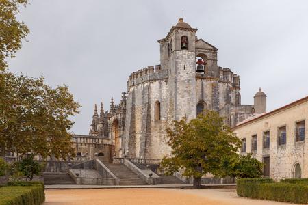 Convent of Christ (Convento de Cristo) or Convent of Tomar. Tomar, Portugal