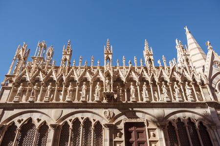 Santa Maria della Spina Church. Pisa, Italy
