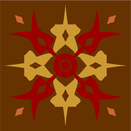 rubin: Ornament