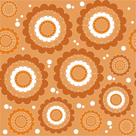 Seamless texture Stock Vector - 8159304