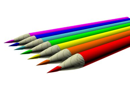 Image  3d 6-color pen set 35 photo