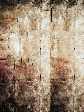 Abstract Painting art textured background. Close-up detail of cracked paint on rusty metal wall. Cracked painted old metal texture. Turquoise color. Rusted surface. Copy space for your text. Toned Фото со стока