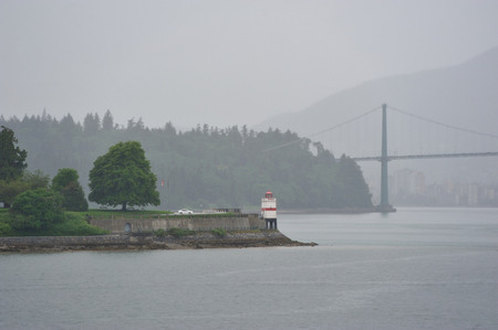 stanley: Stanley Park Stock Photo