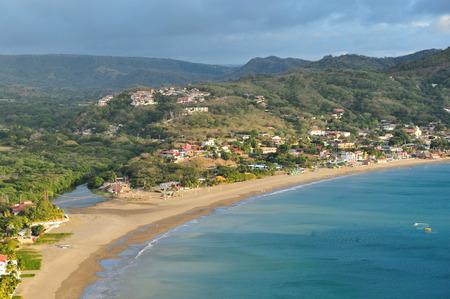 sur: San Juan del Sur Stock Photo