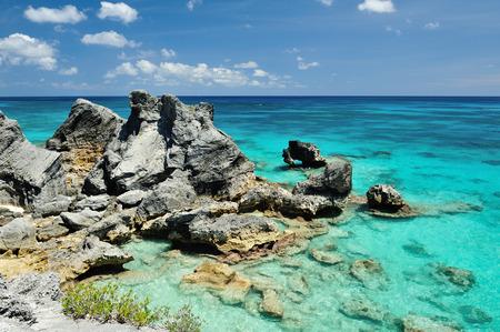 bermuda: rifs on bermuda island