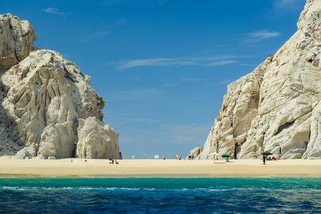lucas: Beach in Cabo San Lucas Mexico