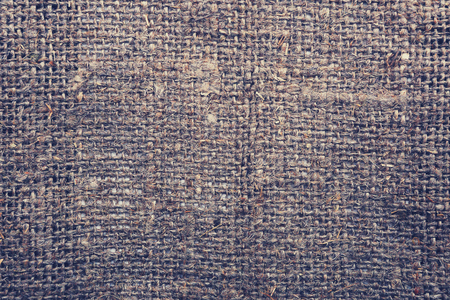 sackcloth: Sackcloth texture background. Old sackcloth close up. Free space for text on sackcloth textured background. Stock Photo