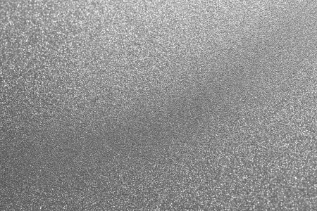 Superficie de pintura mate de metal para automóvil. Textura de material de aluminio