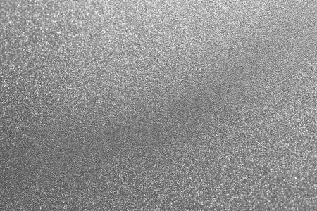 Car metal matte paint surface. Aluminum material texture Archivio Fotografico