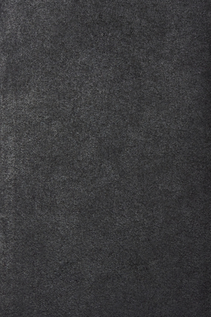 Gray alcantara texture background. Grey suede pattern closeup
