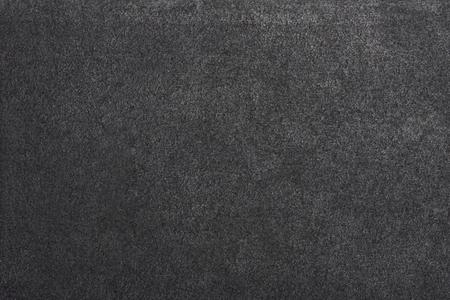 Macro of grey alcantara surface. Abstract gray fabric texture