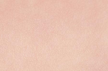Patrón de textura de piel de bebé perfecto, limpio y claro Foto de archivo