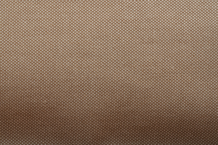 Pattern of beige textile  surface close up view
