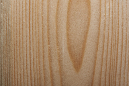 Circles on wooden texture. Yellow wood pattern