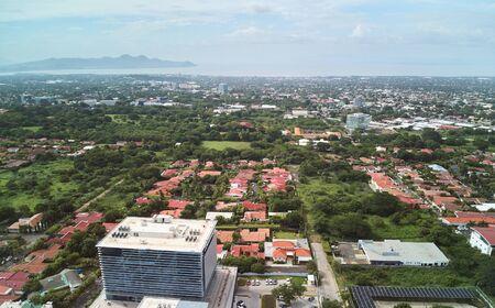 Managua city travel destination in Nicaragua central america