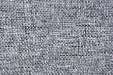Gray cotton texture with knits close up macro view