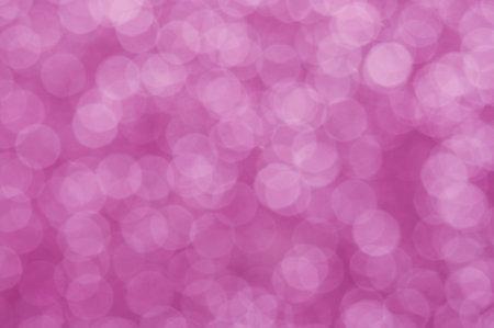 Purple blurred circle background shiny decoration. Christmas sparkle texture