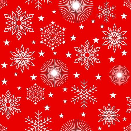 Christmas and happy new year Pattern. You can use it for business cards, letterheads, posters, banners, etc. Illustration