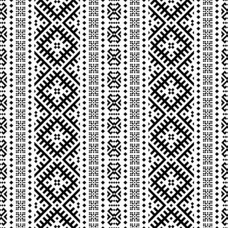 aztec ethnic pattern motif texture background design