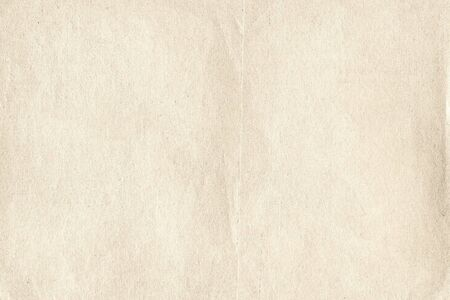 parchment texture: Old crumpled Paper page texture Stock Photo