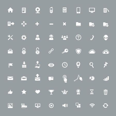 App iconen ingesteld
