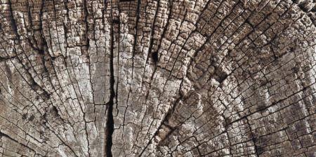gekraakt houtstructuur