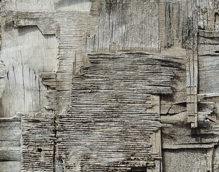 oude houtstructuur Stockfoto