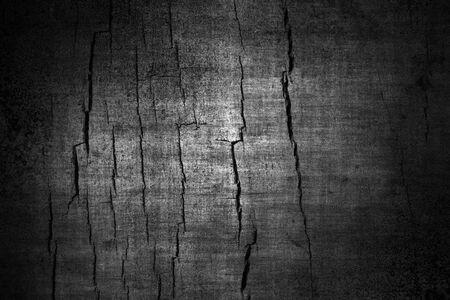 Black Wood Texture Natural y expuesto Foto de archivo - 88297433