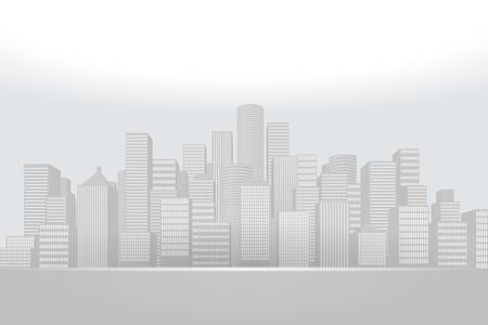 Vector city background Vector