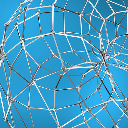 adamant: Wireframe Polygonal Element. Abstract Background with Diamonds Illustration