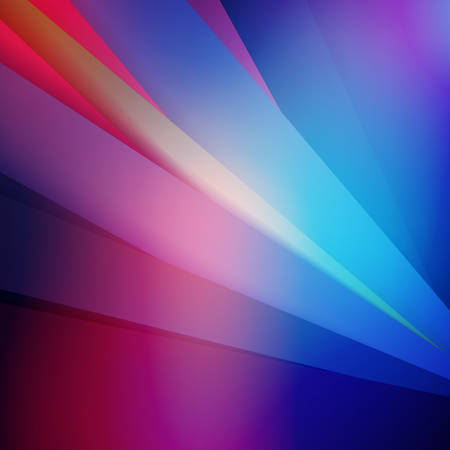 Material design abstract vector background. Colorful soft blurred background for wallpaper, flyer, poster, banner templates