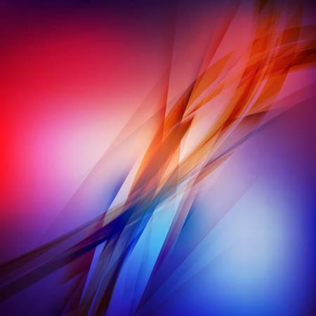 Decorative coloful soft blurred vector background. Futuristic design. Vector illustration Illustration