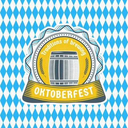 Beer festival Oktoberfest celebrations.